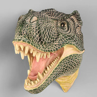 T-Rex Head Wall Sculpture at Urban Outfitters