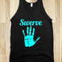 swerve hand - Hip Hop Apparel - Skreened T-shirts, Organic Shirts, Hoodies, Kids Tees, Baby One-Pieces and Tote Bags