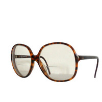 Vintage Oversize Glasses Liz Claiborne Tortoise Shell Design Frames