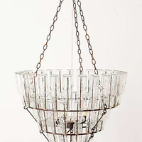 Anthropologie - Soda Jerk Chandelier