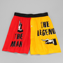 Urban Outfitters - FUN Boxers The Man The Legend Boxer