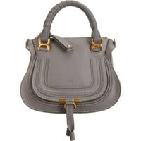 Chloé Marcie Mini Satchel with Strap at Barneys.com