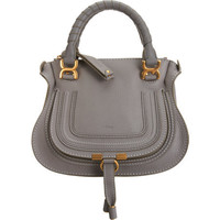 Chlo Marcie Mini Satchel with Strap at Barneys.com