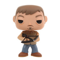 The Walking Dead Pop! Television Daryl Dixon Vinyl Figure | Hot Topic