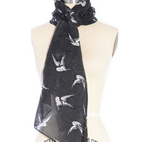 Swift Sparrow Scarf