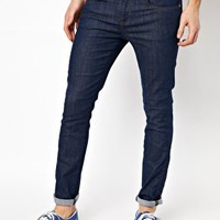 Dr Denim Snap Skinny Jeans at asos.com