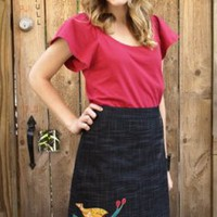 Sparrow skirt - Skirts - Clothing - Shop