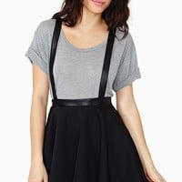 Suspended Skater Skirt