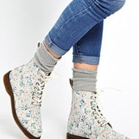 Dr Martens Kensington Evan 7 Eye Boots at asos.com