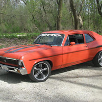 Chevrolet : Nova Coupe