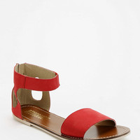 Deena &amp; Ozzy Modern Cutout Sandal
