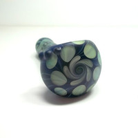 Glass Pipe, Sandblasted Full Color Beautiful Pipe, One of a Kind, Cgge Team, Ready for shipping M26