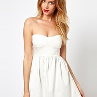 Oh MY Love Ballerina Dress at asos.com