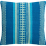 saudades blue 16&quot; pillow