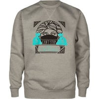 CROOKS &amp; CASTLES Cathedral Mens Sweatshirt