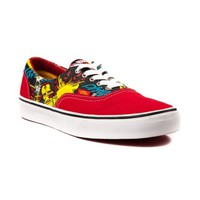 Vans Era Iron Man Skate Shoe, Red Gray, at Journeys Shoes