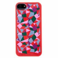 Taboo Print iPhone 5 Case