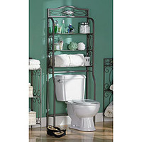 Reflections Spacesaver Shelves with Mirror | Overstock.com