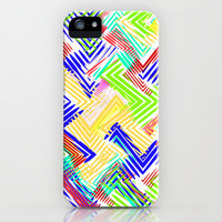 Nu Wave iPhone &amp; iPod Case by Glanoramay