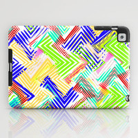 Nu Wave iPad Case by Glanoramay
