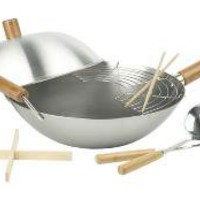 Wok Set | Crate&Barrel