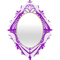 DENY Designs Home Accessories | Paula Ogier Good Morning 1 Baroque Mirror