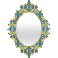DENY Designs Home Accessories | Paula Ogier Haiku Baroque Mirror