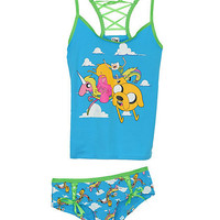Adventure Time Blue Sky Sleep Set | Hot Topic
