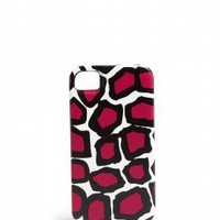 Leopard Print i-Phone 4 Case by Diane von Furstenberg