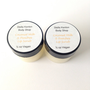 Coconut Milk & Peaches Lip Scrub, Vegan, Natural Beauty, Kissable Summer Lips