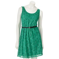 LC Lauren Conrad Lace Dress