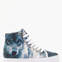 Hiya Platform Sneaker - Wolf