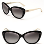 kate spade new york Angelique Mod Cateye Sunglasses | Bloomingdale&#x27;s