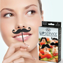 Fred and Friends Lip Service Mustache Picks