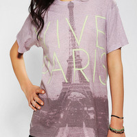 DOE Vive Paris Sublimated Tunic Tee