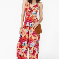 Flower Punch Jumpsuit