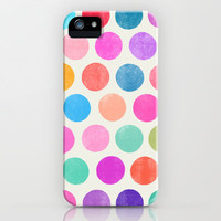 Colorplay 8 iPhone & iPod Case by Garima Dhawan