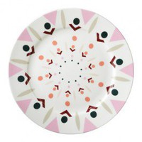 Donna Wilson Kaleidosope Dinner Plate Safari Living