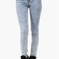 Sandy Jeggings - Light Blue