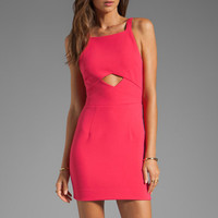 BEC&BRIDGE Vida Wrap Mini in Pink from REVOLVEclothing.com