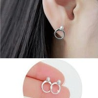 Ring the Ear Fashion Earrings | LilyFair Jewelry