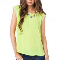 Kleo Top - ShopSosie.com