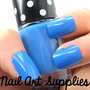 nailartsupplies | Sea Breeze Blue - Warm Blue Vivid Colored Nail Polish Lacquer 14ml | Online Store Powered by Storenvy