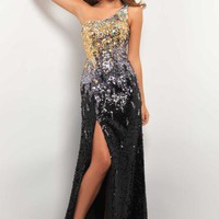 Blush 9528 at Prom Dress Shop