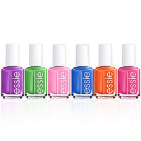 essie neon color collection - Makeup - Beauty - Macy&#x27;s