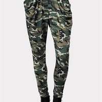 Lush Camo Pants - Camo