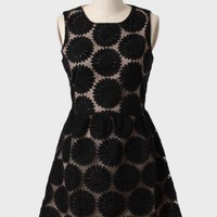 Midnight Blossom Tunic Dress at ShopRuche.com