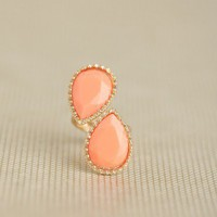 Delray Hinged Ring at ShopRuche.com