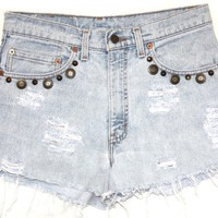 Fellow Threads — brass circle cutoffs