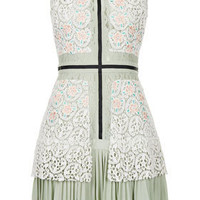*LIMITED EDITION Pleat Crochet Dress - New In This Week  - New In